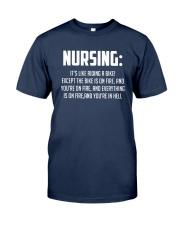 Nursing Classic T-Shirt front