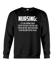Nursing Crewneck Sweatshirt tile
