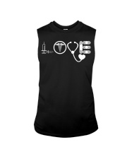Nurse - Love Sleeveless Tee thumbnail