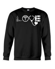 Nurse - Love Crewneck Sweatshirt thumbnail