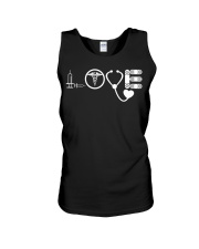 Nurse - Love Unisex Tank tile