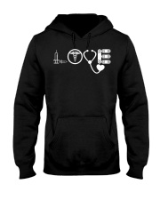 Nurse - Love Hooded Sweatshirt thumbnail