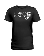 Nurse - Love Ladies T-Shirt thumbnail