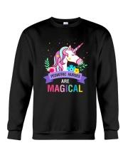 Pediatric Nurses Are Magical Crewneck Sweatshirt thumbnail