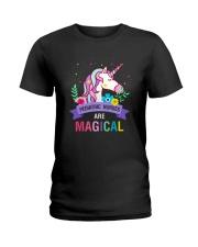 Pediatric Nurses Are Magical Ladies T-Shirt thumbnail