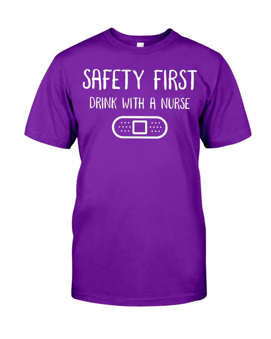 Safety First Classic T-Shirt