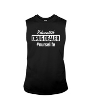 Educated Drug Dealer Sleeveless Tee thumbnail