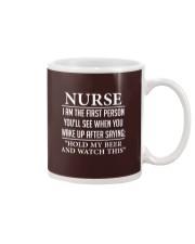 Nurse Mug thumbnail