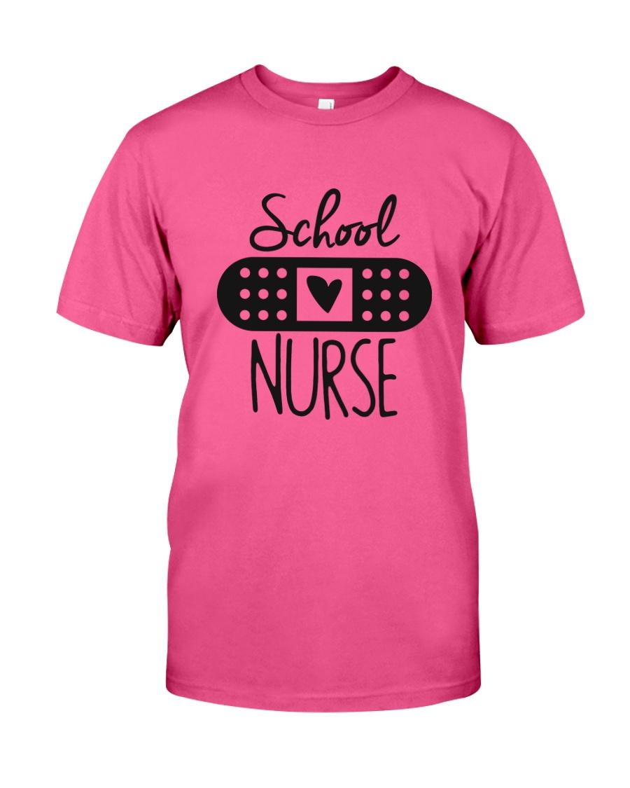 School Nurse 1 Classic T-Shirt