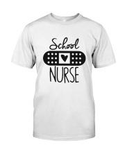 School Nurse 1 Classic T-Shirt tile