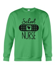 School Nurse 1 Crewneck Sweatshirt thumbnail