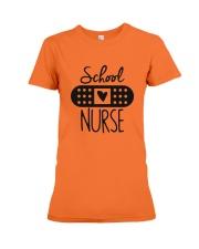 School Nurse 1 Premium Fit Ladies Tee thumbnail