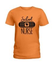 School Nurse 1 Ladies T-Shirt thumbnail