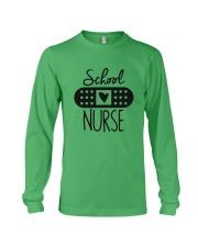 School Nurse 1 Long Sleeve Tee thumbnail