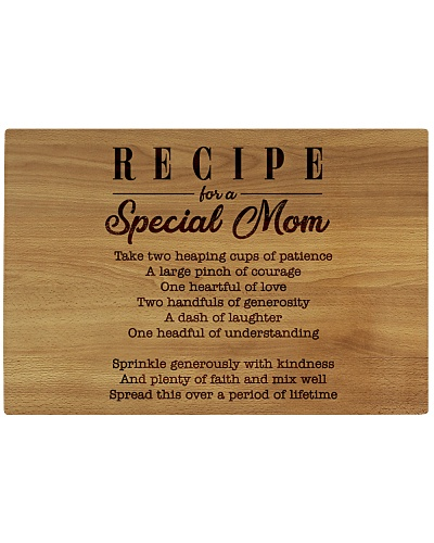 Recipe For A Special Mom