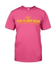 Pig And Anchor Shirt Premium Fit Mens Tee thumbnail