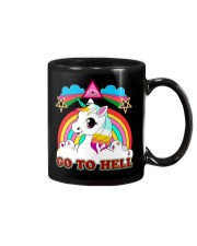 UNICORN - GO TO HELL Mug thumbnail