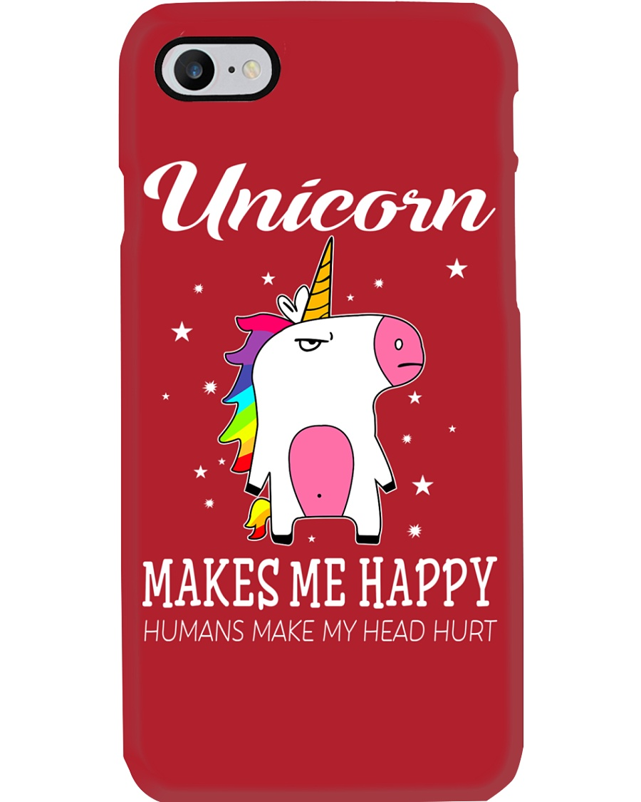 UNICORN MAKE ME HAPPY Phone Case