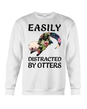 OTTERS - EASILY Crewneck Sweatshirt thumbnail