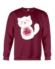 CUTE CAT  Crewneck Sweatshirt front
