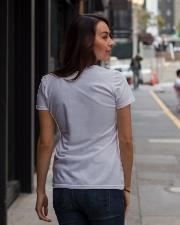 Wishing A Motherfucker Would Premium Fit Ladies Tee lifestyle-women-crewneck-back-1