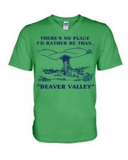 FUNNY V-Neck T-Shirt thumbnail