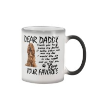 Cocker Spaniel Color Changing Mug thumbnail