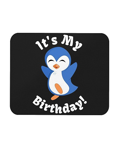 It's My Birthday Cute Penguin Birthday