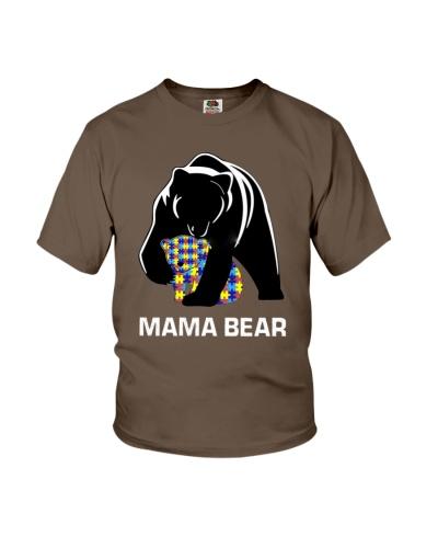 Mama Bear Autism Awareness