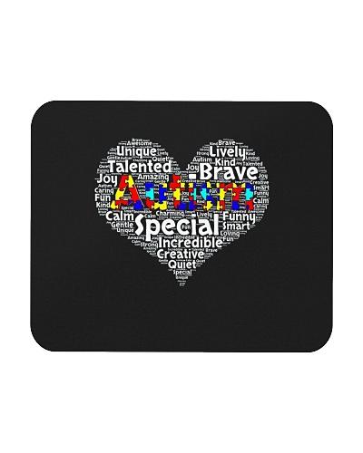 Autism Heart Shirt - Autism Awareness
