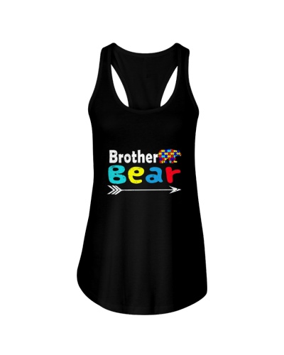 Brother Bear Family Autism Awareness