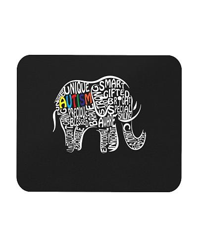 Autism Awareness Elephant T Shirt