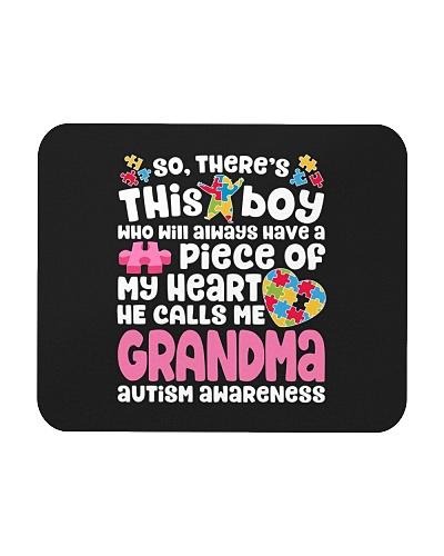 There's This Boy He Calls Me Grandma