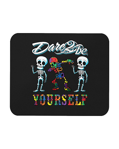 Skeleton Dare To Be Yourself