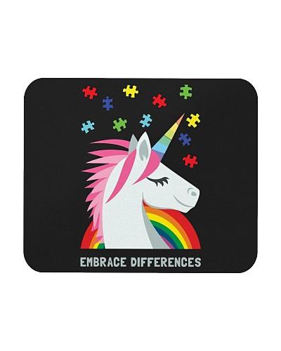 Autism Awareness Shirt Women Unicorn Puzzle Piece