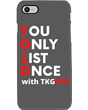 tkgred1 Phone Case thumbnail