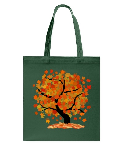 Autumn Tree T Shirt