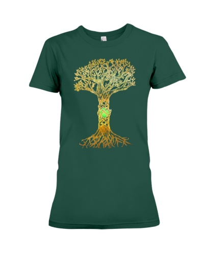 Health Of Tree Shirt