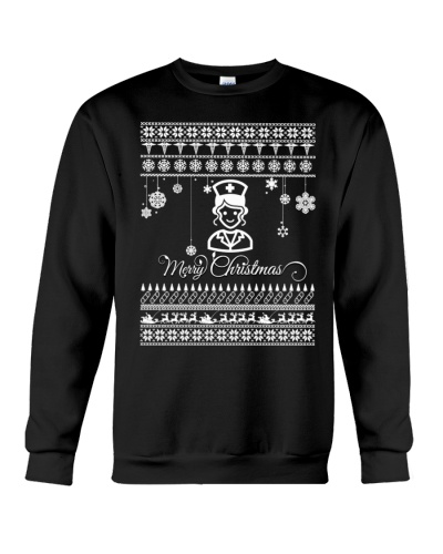 Keep Calm And Merry Christmas - Nurse shirt