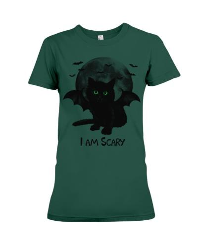 Scary Cat shirt