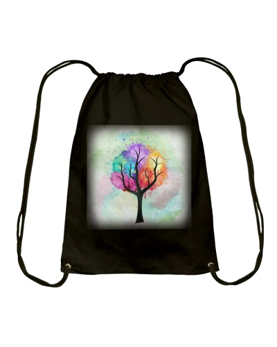 Oil Paint Tree Of Life Shirt