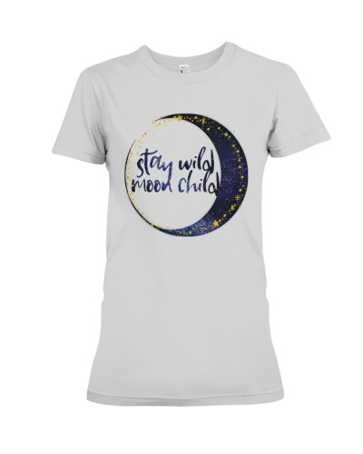 Stay Wild Moon Child T Shirt
