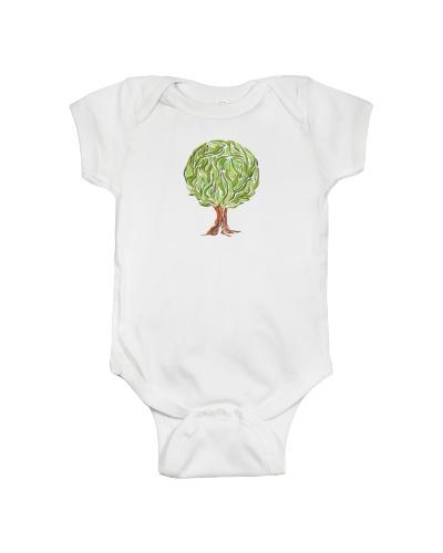 Illusion Tree T Shirt