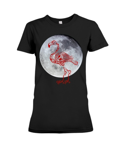 In Front Of The Moon T Shirt