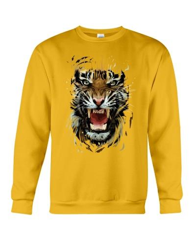 Tiger shirt - Tiger splash