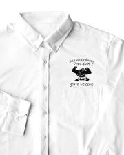 Just an ordinary Demi-dad Dress Shirt garment-embroidery-dressshirt-lifestyle-06