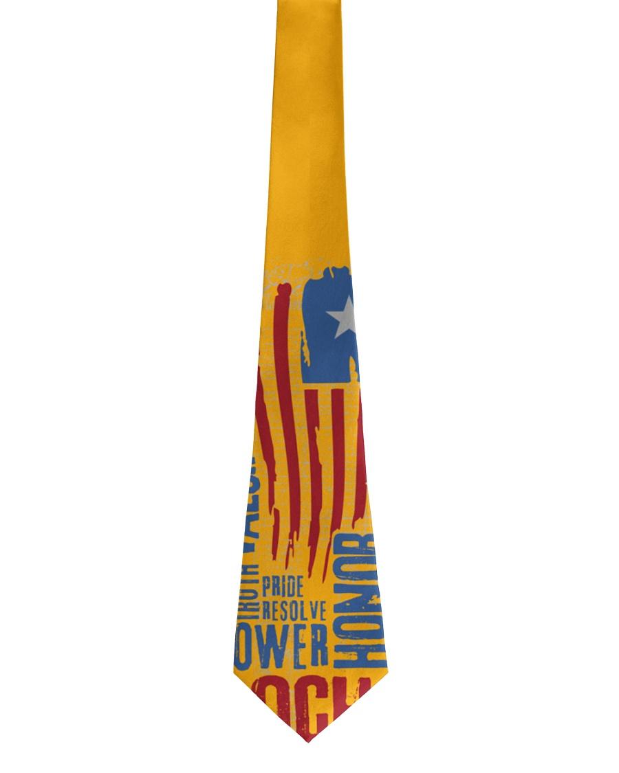 American theme tie Tie