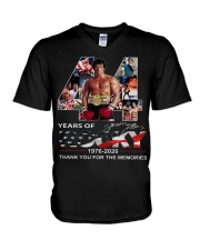 ROCKY V-Neck T-Shirt tile