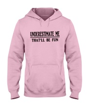 OH THE PAIN  Hooded Sweatshirt thumbnail