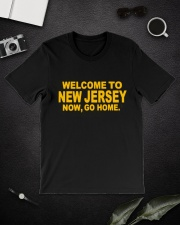 Welcome to new Jersey now go home   Classic T-Shirt lifestyle-mens-crewneck-front-16
